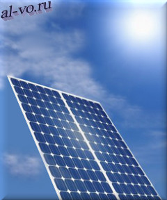 Солнечные фотоэлектрические панели