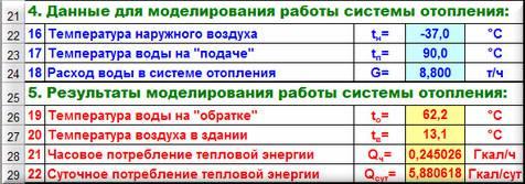 Анализ системы отопления в Excel -2-10t